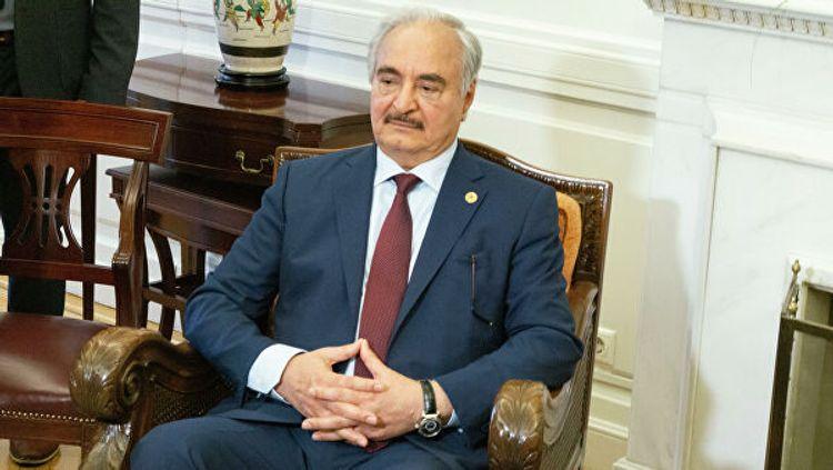 Хафтар и посол США обсудили урегулирование в Ливии
