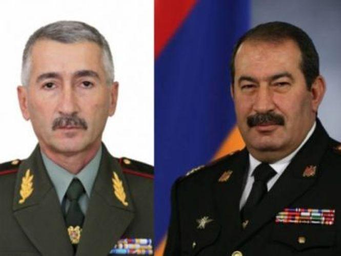 Ermənistan ordusunda artan ölümlərə görə 2 vəzifəli şəxs işdən çıxarılıb