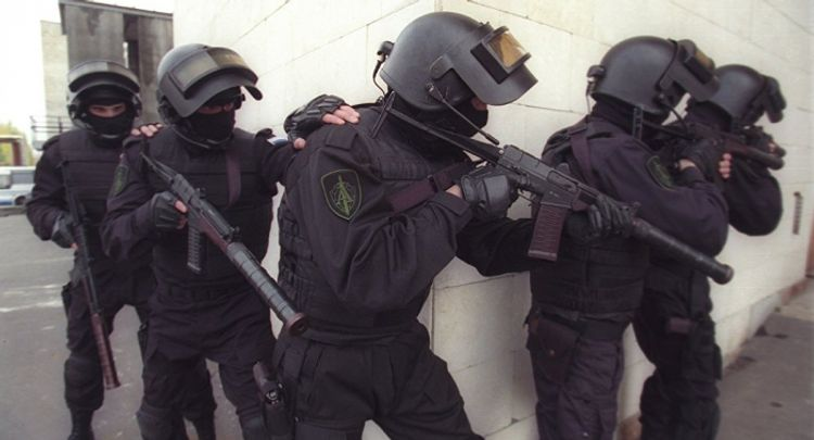 FSB detains seven extremist members in Moscow area