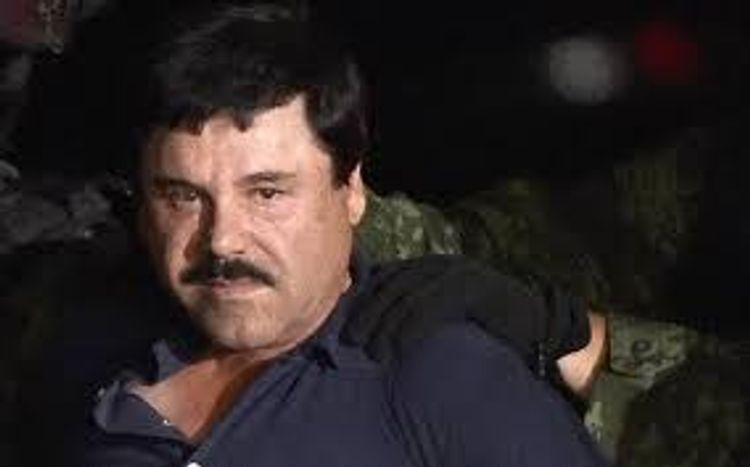 Drug lord El Chapo prison video emerges - VIDEO