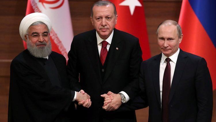 МИД Турции: Анкара, Москва и Тегеран согласовывают дату саммита по Сирии