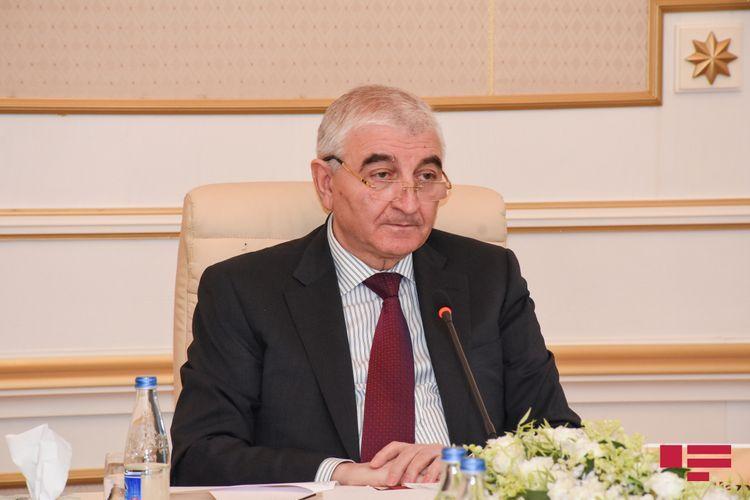 Мазахир Панахов: Бюллетени нужно оберегать и хранить в сейфе