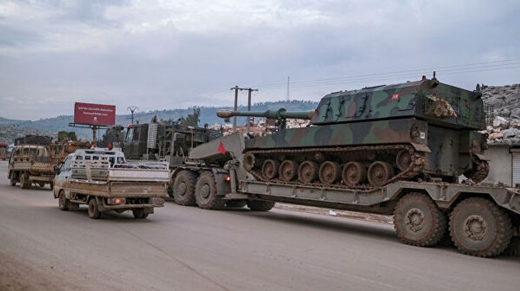 Турция заявила, что не призывала США к военному вмешательству в Идлибе