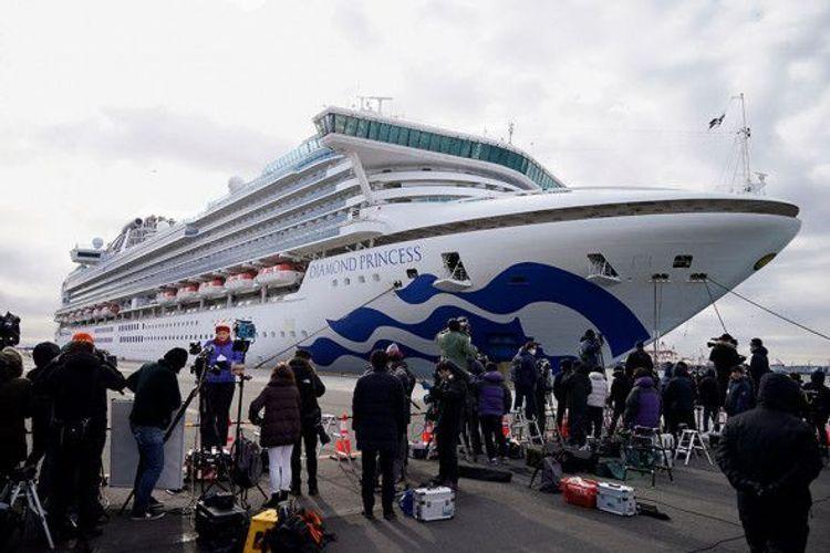 Эвакуированные с Diamond Princess 11 американцев оказались заражены коронавирусом