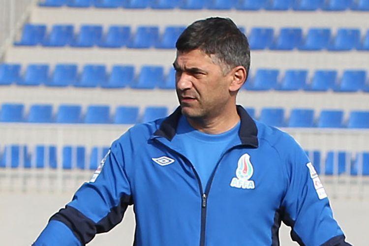 Назначены новые главные тренеры сборных Азербайджана