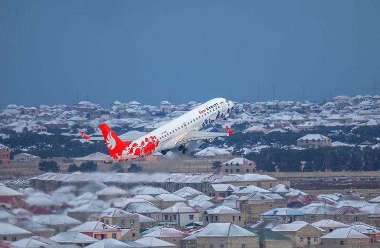 """Ankarada məcburi enən """"Buta Airways""""in təyyarəsi Alanyaya yola salınıb"""