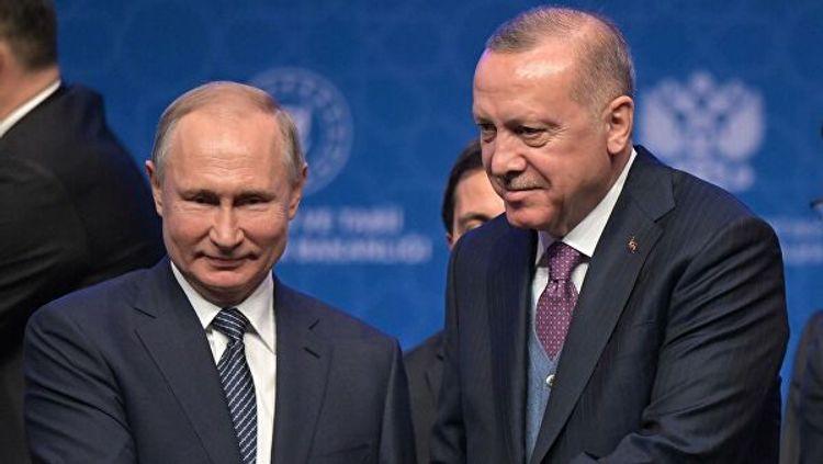 Путин обсудил с Эрдоганом ситуацию в Идлибе - ОБНОВЛЕНО
