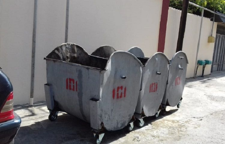Corpse of newly born baby found in dustbin in Azerbaijan's Sumgait City