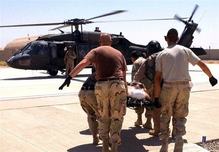 Number of US troops wounded in Iran attack now is 110, says Pentagon