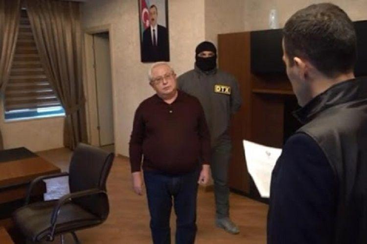 В отношении бывшего главы ИВ Нефтчалинского района и других задержанных избрана мера пресечения в виде ареста - <span class=