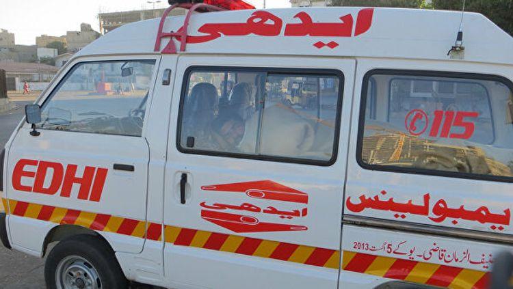 Pakistanda mədən uçub, 8 nəfər ölüb, 30-dək fəhlə dağıntılar altında alıb