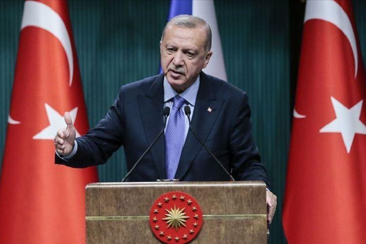 Эрдоган: 5 марта мы проведем встречу с Путиным, Меркель и Макроном