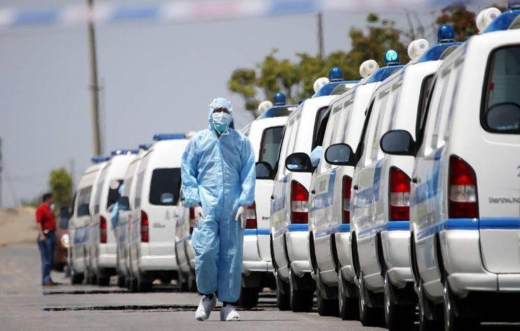 В Британии число случаев заражения коронавирусом достигло 13