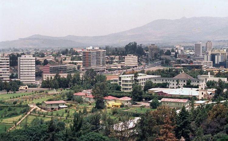 Efiopiyada mitinqdə qumbara partlaması nəticəsində 29 nəfər yaralanıb