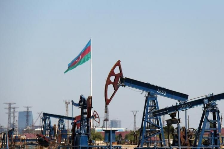 Azerbaijani oil prices increased by 1.45% during week
