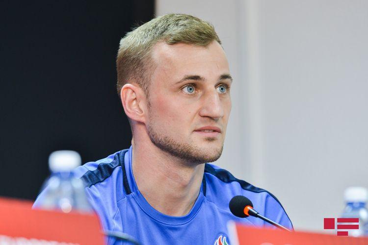 """Maksim Medvedev  """"Qarabağ""""ın heyətində 300-cü oyununu keçirib"""