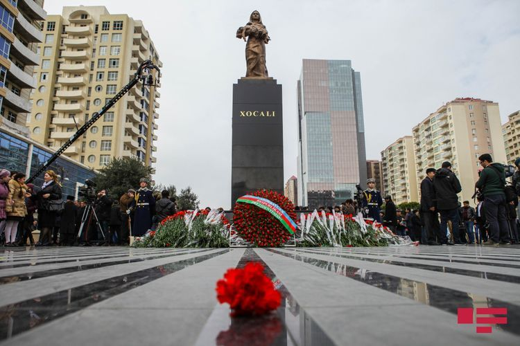 Heads of religious communities in Azerbaijan issue statement on 28th anniversary of Khojaly genocide