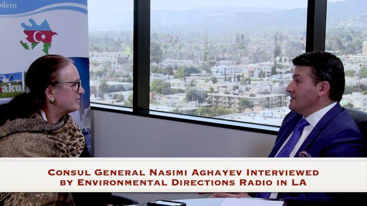 Los Angeles radio program highlights Khojaly Genocide