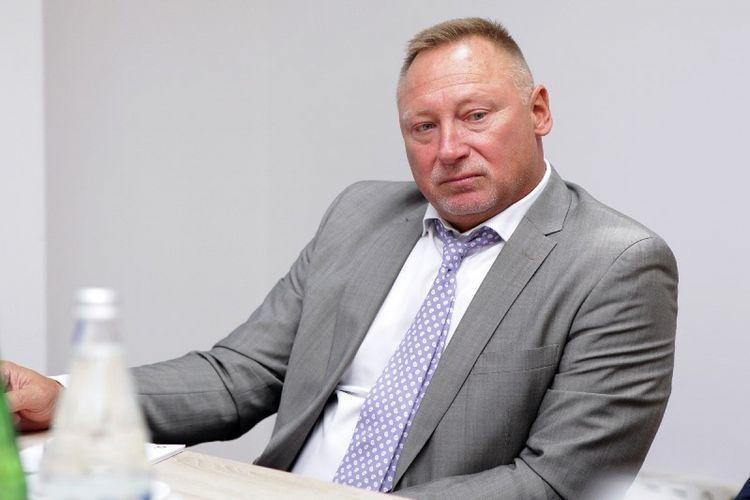 Игорь Пономарев награжден орденом «Шохрат»