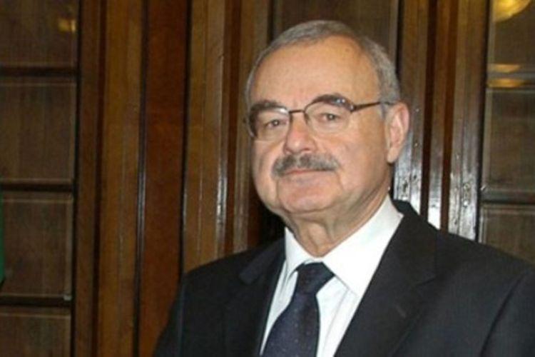 Артур Расизаде награжден орденом «За службу Отечеству»