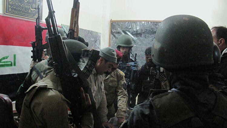 Иракские силовики ликвидировали боевиков, приближенных к лидеру ИГ