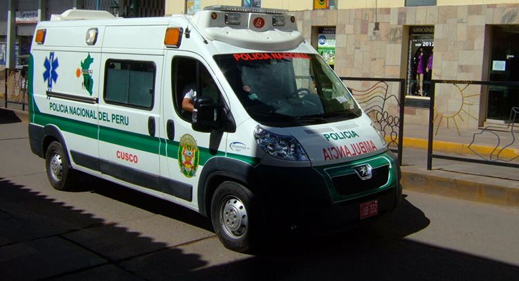 Eleven people dead in bus crash in Southern Peru