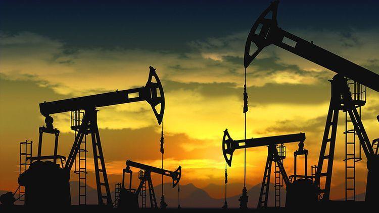 Price of Azeri Light oil decreases
