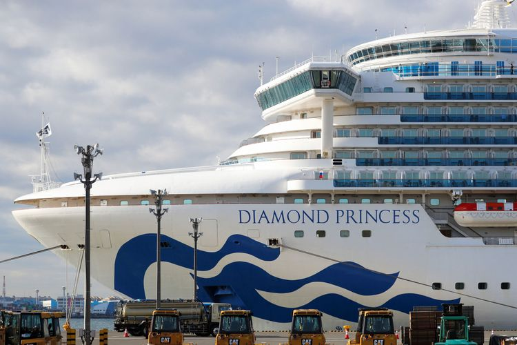 Russians from Diamond Princess cruise ship put in quarantine in Primorsky Region