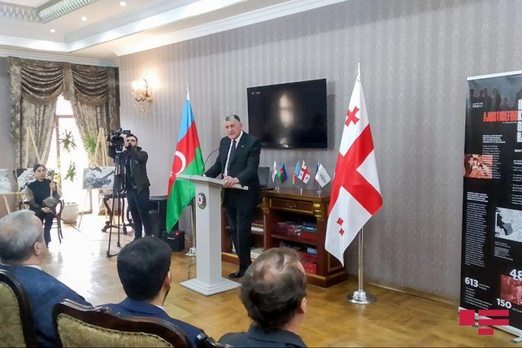 Посол: Необходимо признание Ходжалинского геноцида и в парламенте Грузии
