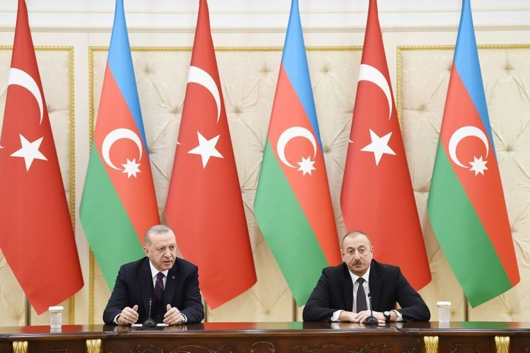 Эрдоган: Урегулирование карабахского конфликта в рамках территориальной целостности Азербайджана - наше самое большое желание