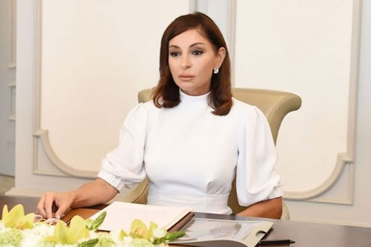 """Birinci vitse-prezident Mehriban Əliyeva """"Instagram"""" səhifəsində Xocalı soyqırımı ilə bağlı paylaşım edib"""