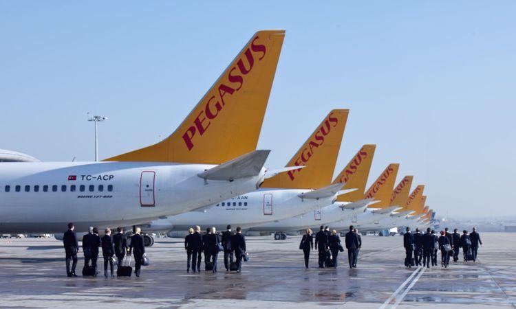 В марте будет открыт авиарейс Измир-Баку