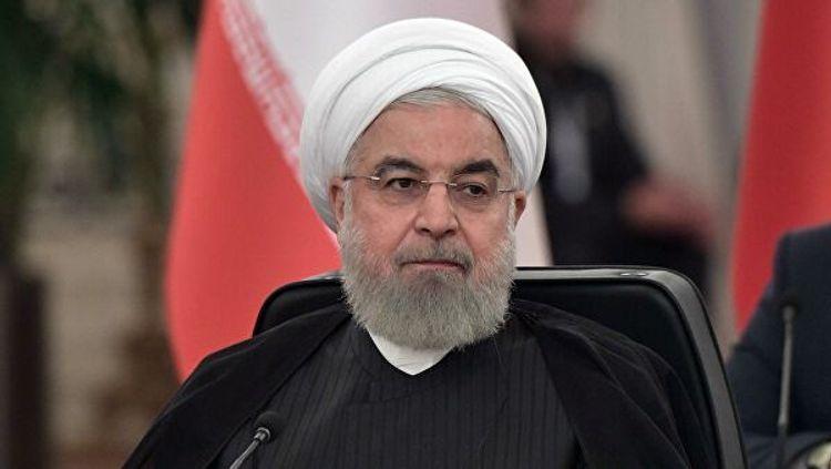Рухани посоветовал США подумать о погибших от гриппа в своей стране
