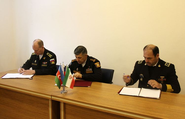"""A working meeting was held to plan the """"Sea Cup"""" international competition"""