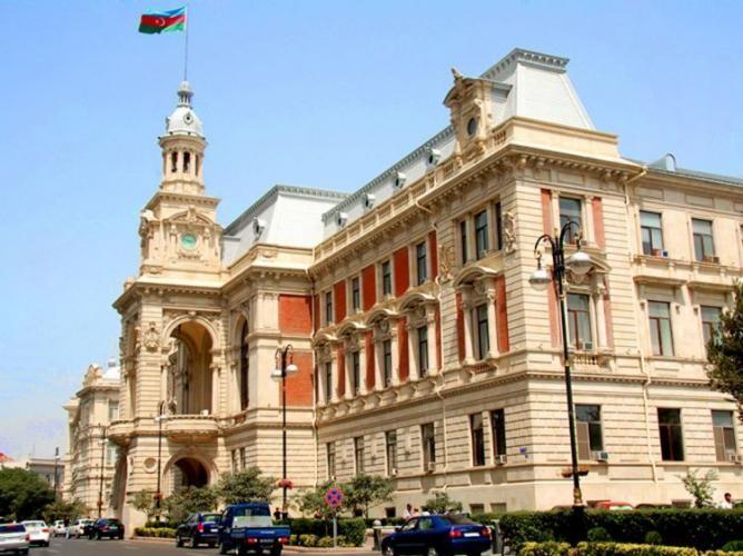ИВ Баку ответила на обращение в связи с митингом