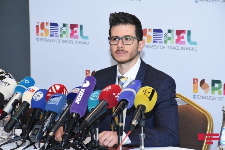 Посол: Израиль рядом с азербайджанским народом и в радостные, и в трагические дни