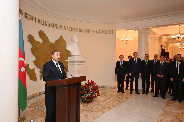 "Azerbaijani deputy FM: ""More than 30 years that Armenia's aggression against Azerbaijan is being continued"""