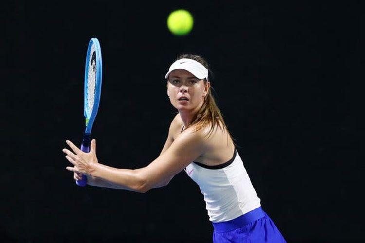 Russian tennis star Maria Sharapova announces retirement