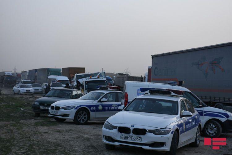 3 people killed in multi-vehicle crash in Baku - PHOTO