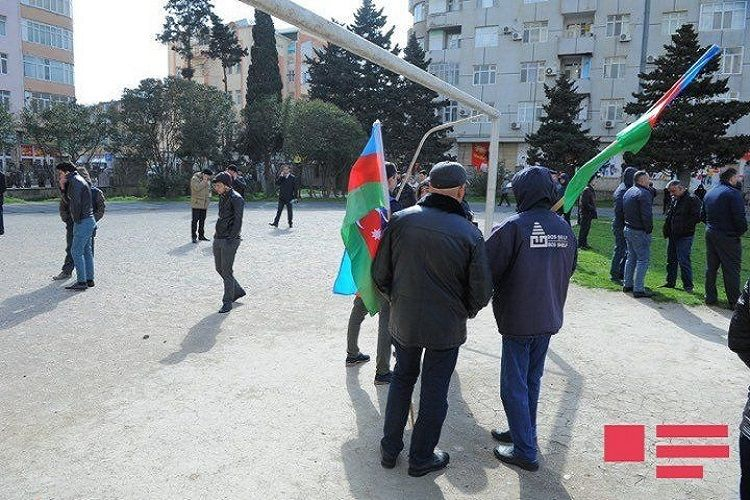 Fevralın 29-da MSK binası qarşısında keçirilməsi planlaşdırılan mitinq təxirə salınıb