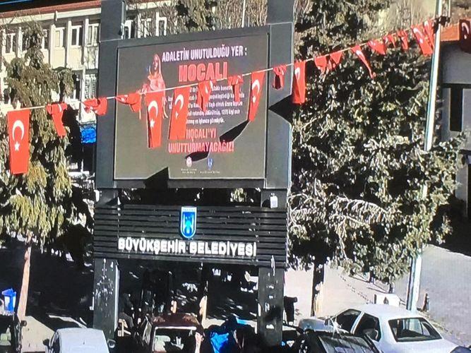 Türkiyədə Xocalı soyqırımını əks etdirən videoçarxlar fevralın sonunadək nümayiş olunacaq