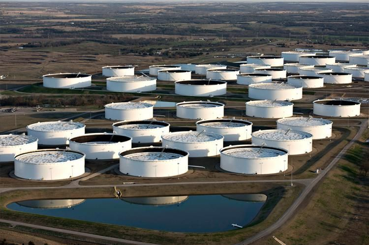 US oil reserves increase - OFFICIAL