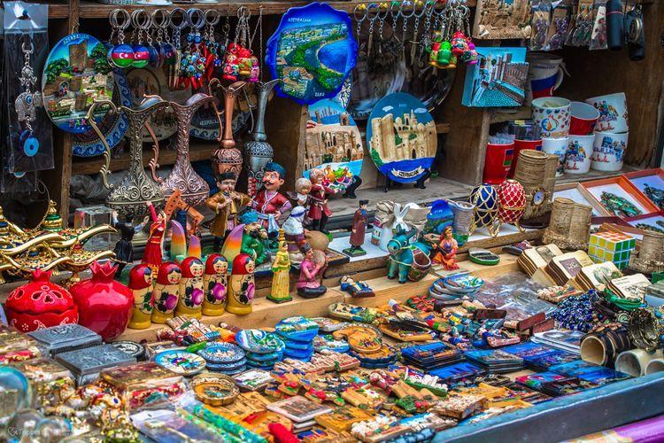 В музеях Азербайджана будут открыты сувенирные магазины - ФОТО