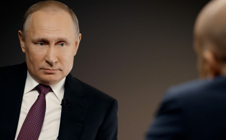 Putin recalls being advised to use a double, but the idea was dropped