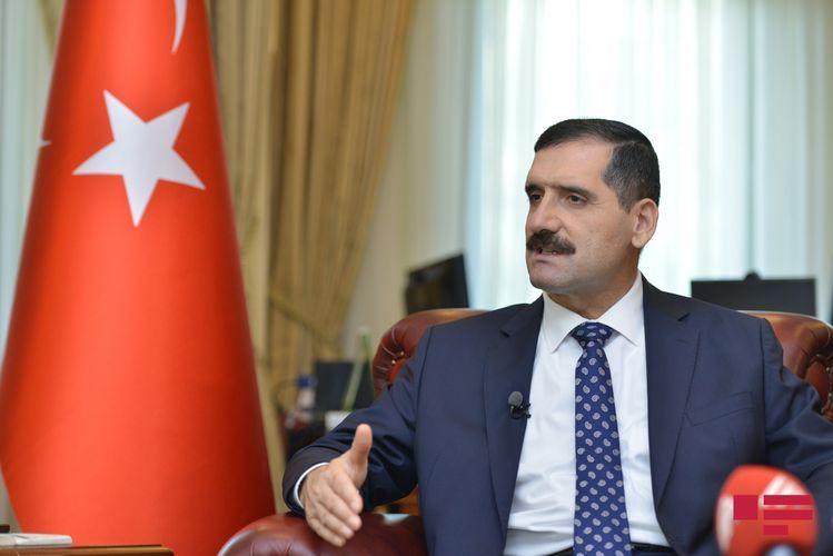 Посол прокомментировал вопрос приостановления авиаполетов из Турции в Нахчыван
