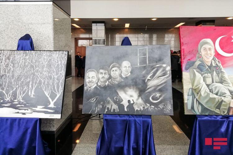 В парламенте Турции состоялось мероприятие, посвященное 28-й годовщине Ходжалинской трагедии - ФОТО