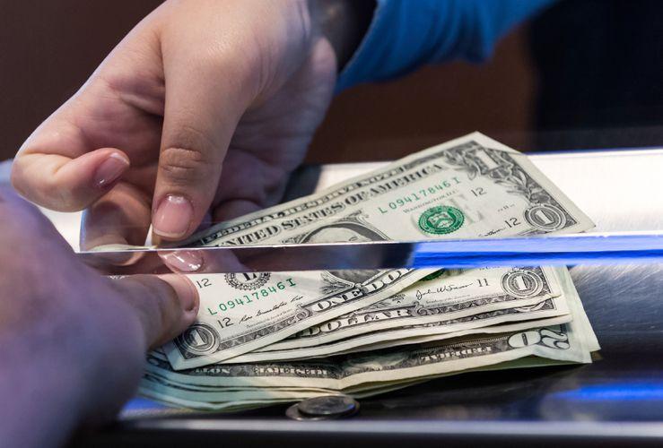 Курс доллара на 28 февраля
