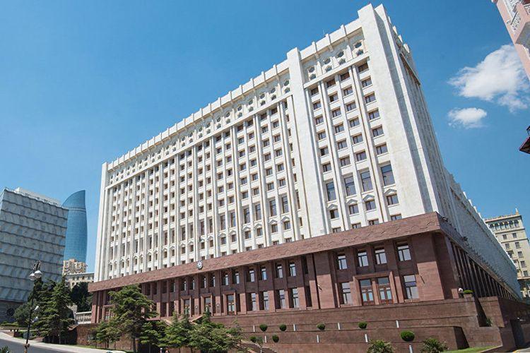 В Администрации Президента состоялась встреча с Панахом Гусейном