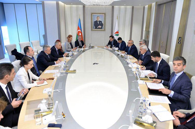 Rumıniya Azərbaycan qazının cəlb edilməsində maraqlıdır