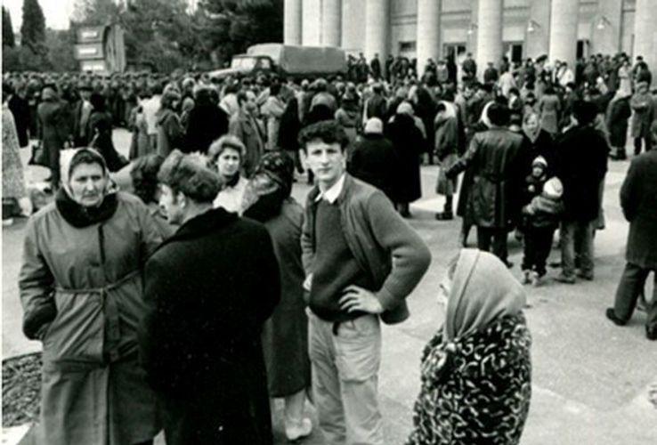 Сегодня очередная годовщина сумгайытских событий, совершенных КГБ совместно с армянами